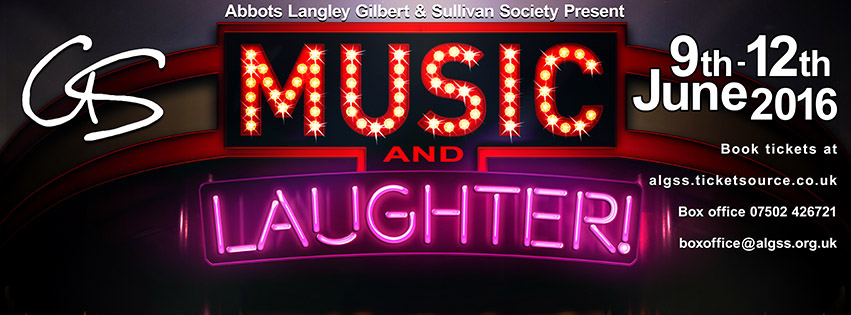 Music And Laughter Facebook Banner