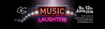Book Now for Music and Laughter