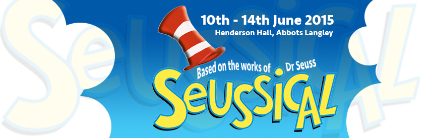 Our Latest Production – Seussical, The Musical