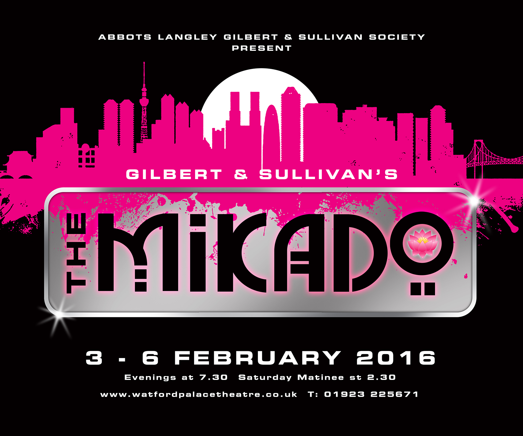 Our Next Production – The Mikado